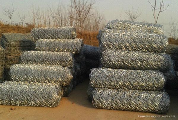 鍍鋅石籠網 4