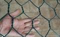 矽胶包塑石笼格宾网