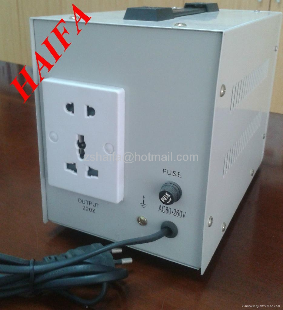 Automatic Voltage Stabilizer UDR-1000VA AC220V 2