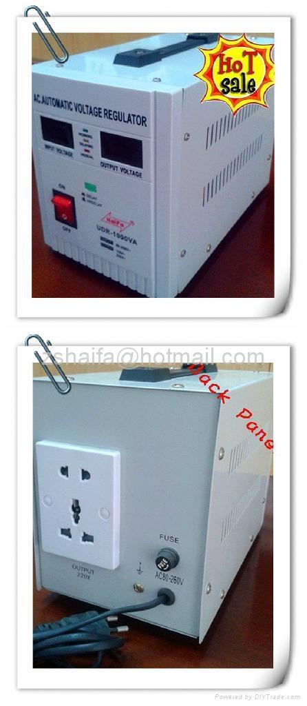 Automatic Voltage Stabilizer UDR-1000VA AC220V 3