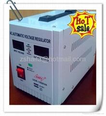 家用全自动稳压器 1000W 电脑稳压器