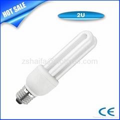 8000hours 2U energy saving lamp