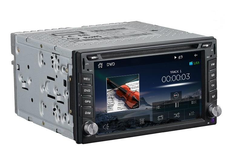 car dvd player for Universal unit 4