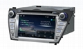 car dvd player which is fit for Hyundai  IX35  2010-2013 4