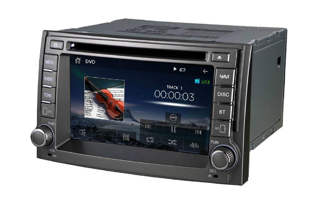 car gps for Hyundai H1 Starex   ILOAD 2007-2012  1