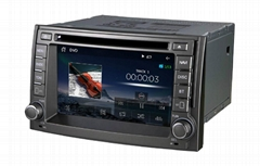 car gps for Hyundai H1 Starex   ILOAD 2007-2012