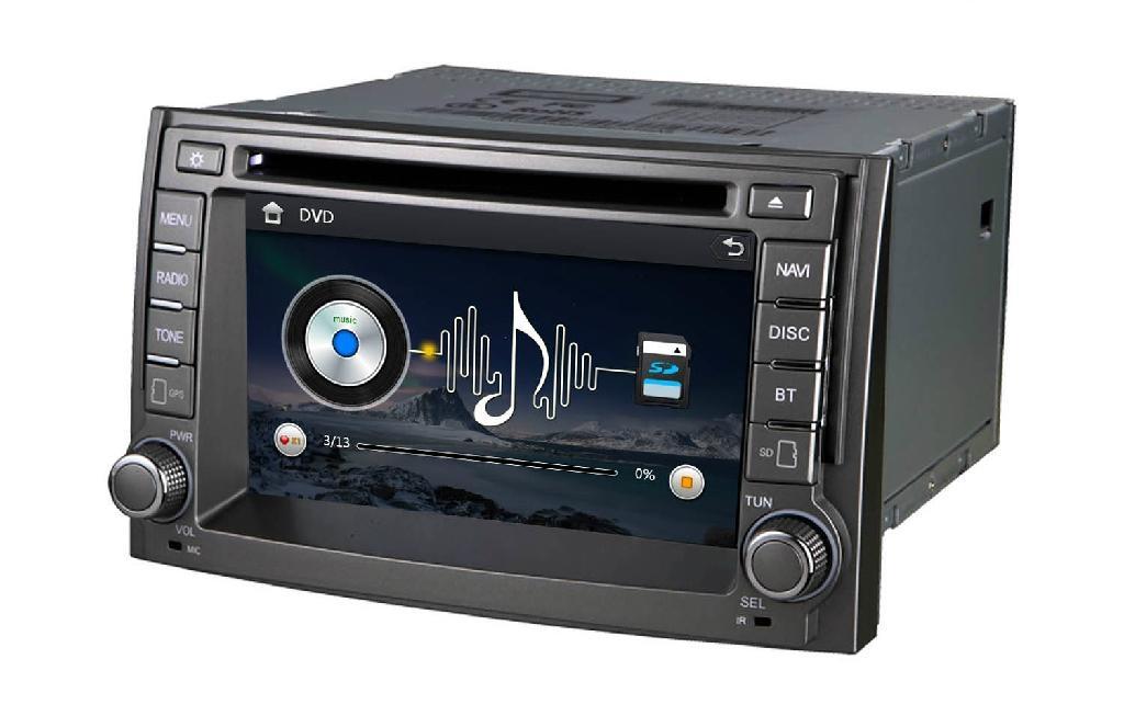 car gps for Hyundai H1 Starex   ILOAD 2007-2012  2