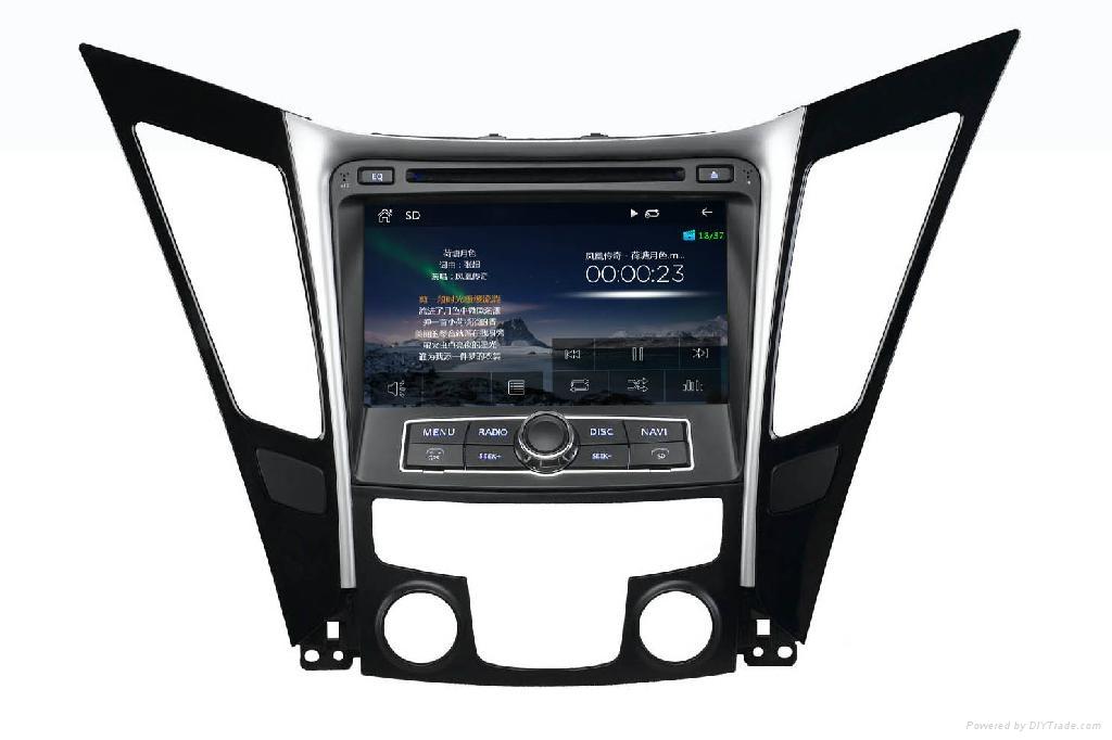 car dvd player for HYUNDAI SONATA 2010-2012 3