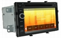 car dvd player for Chevrolet Spin