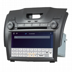 car dvd player for Chevrolet S10