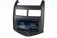 car dvd player for Chevrolet Aveo