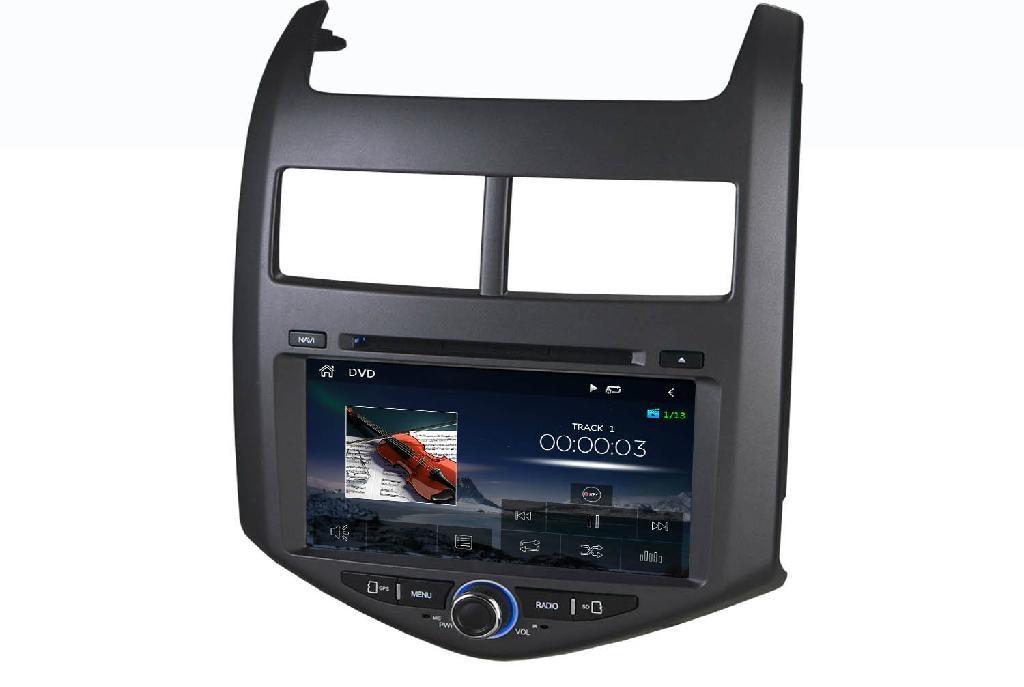car dvd player for Chevrolet Aveo 5