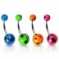 fashion smart piercing belly button body jewelry
