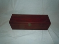 High Quality Pine Wood single double three six Wine Packing Box for Wine 2
