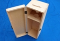 fashion wooden wine bottles gift packing box 5