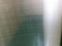 透明编织膜