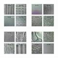 GPPS Patterned plastic sheet