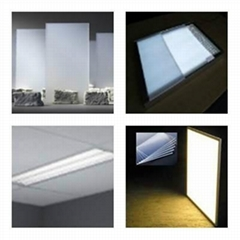 High quality light diffuser plastic sheet