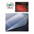 Extruded Acrylic(PMMA) plastic sheet 1