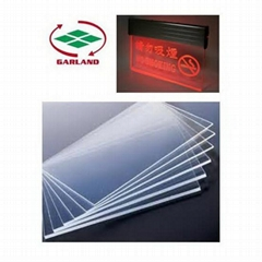Extruded Acrylic(PMMA) plastic sheet