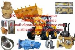Sell Australia XCMG LW500F Fuel filter D638-002-02+B