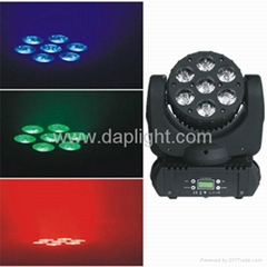 Osram 7pcs 12W beam led moving head