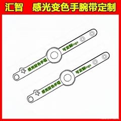 UV tester Bracelet Watch