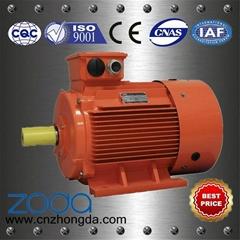 Y2D Series Pole-changing Multi-speed motors