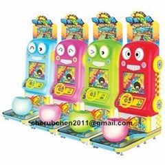 Amusement arcade game for sale coin operated games Racing game Toy speed Q