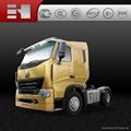 sinotruk howo 4*2 tractor truck for sale
