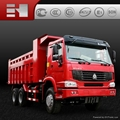 sinotruk howo 6*4 dump truck for sale