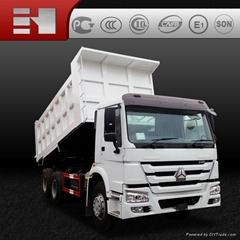 sinotruk howo china truck tipper truck