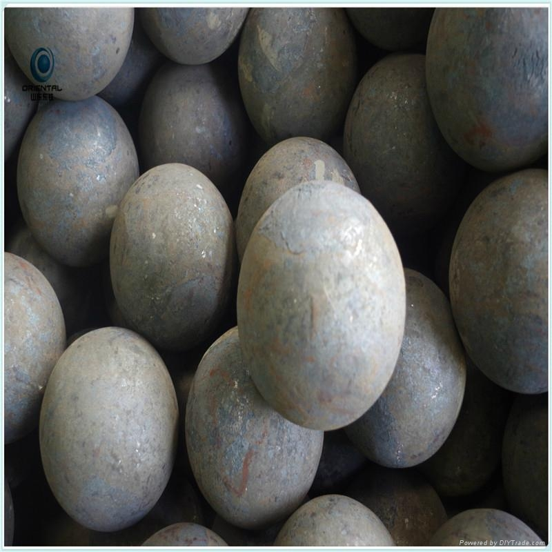 FORGED STEEL GRINDING BALLS 3