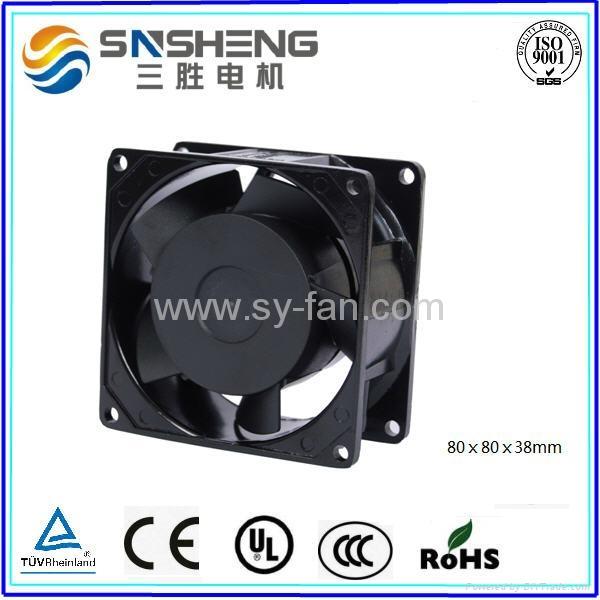 80ⅹ80ⅹ38mm AC Cooling Fan 1