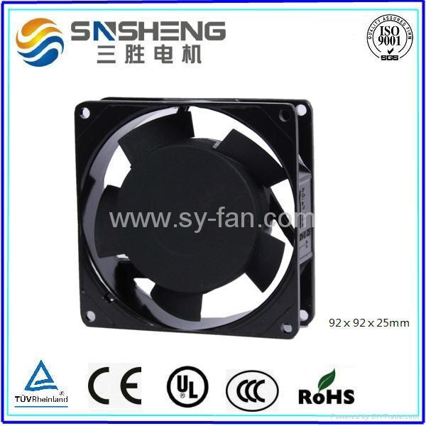 92ⅹ92ⅹ25mm AC Cooling Fan 1