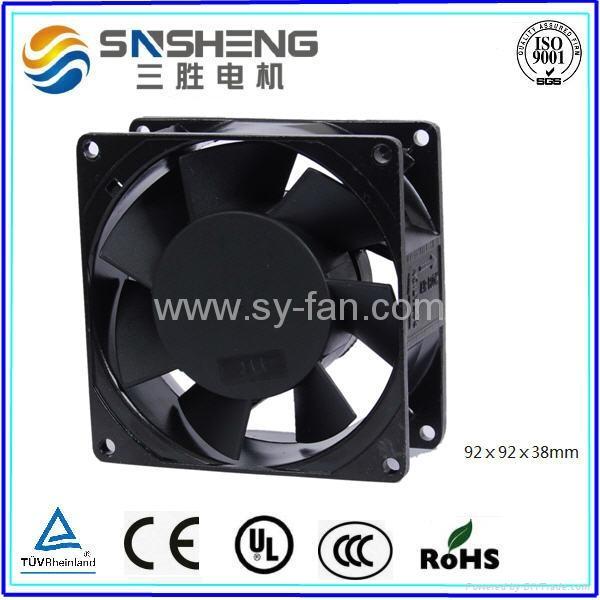 92ⅹ92ⅹ38mm AC Cooling Fan 1