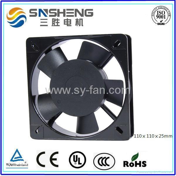 110ⅹ110ⅹ25mm AC Cooling Fan 1