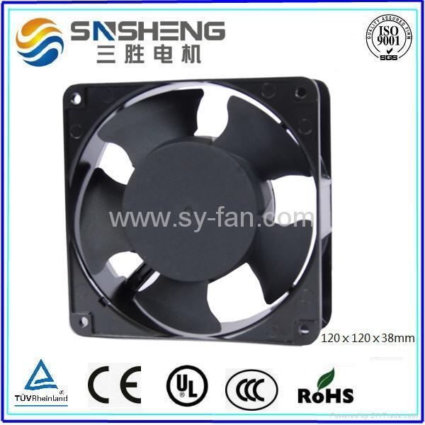 120ⅹ120ⅹ38mm AC Cooling Fan 1
