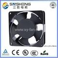 120ⅹ120ⅹ38mm AC Cooling Fan