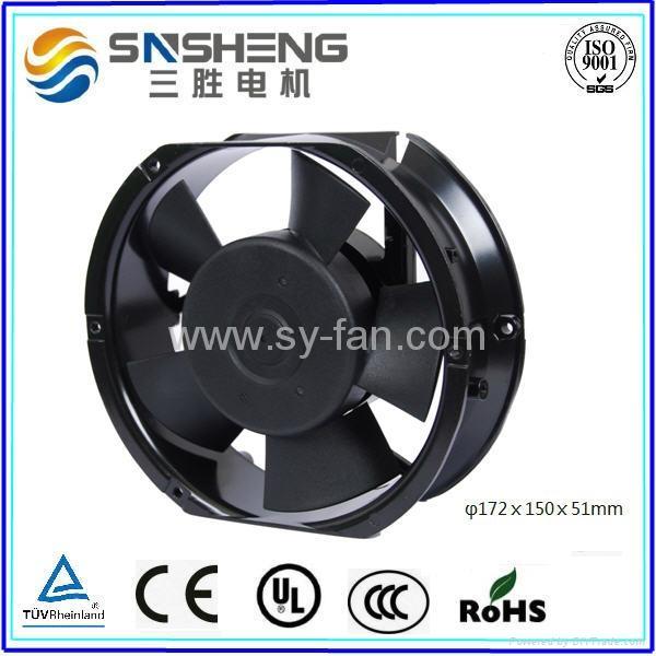 φ172ⅹ150ⅹ51mm AC Cooling Fan 1