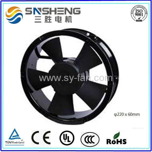 φ220ⅹ60mm AC Cooling Fan 1