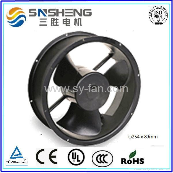 φ254ⅹ89mm AC Cooling Fan 1