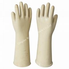 rubber working gloves WA36-003