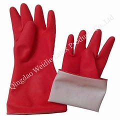 household latex gloves WH-006