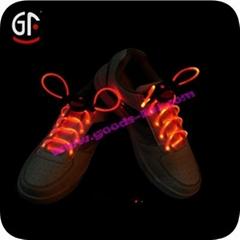 Led光纤发光鞋带