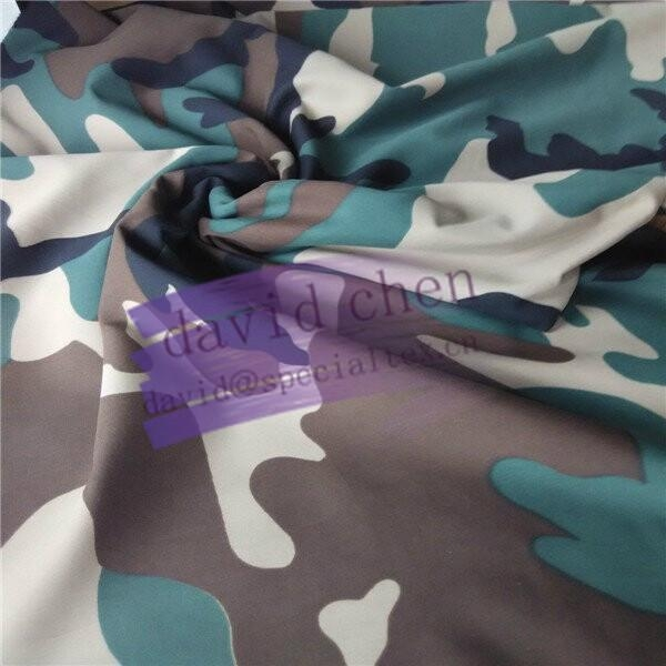 waterproof military polyester camouflage fabric  2