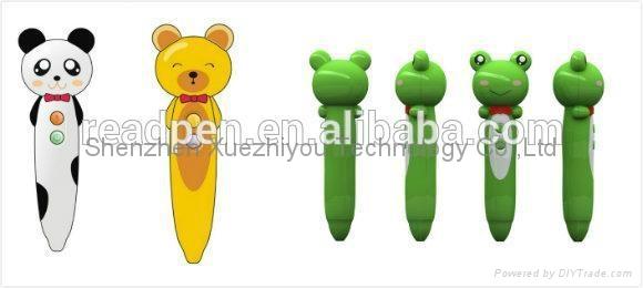 Preschool Education toys Learning machine English Reading Pen for Children 4