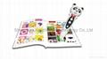 Preschool Education toys Learning machine English Reading Pen for Children 2