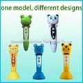 Preschool Education toys Learning machine English Reading Pen for Children 5