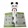 Preschool Education toys Learning machine English Reading Pen for Children 3